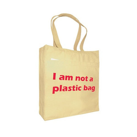 100% Organic Cotton Shopper Bag