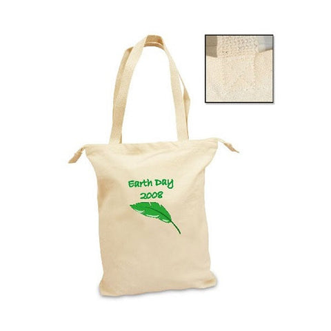 12 oz. Organic Cotton Promo Tote