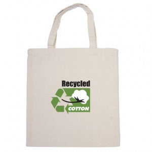 Recycled Cotton Budget Tote