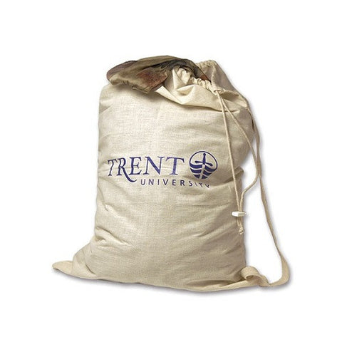 Natural Cotton Campus Laundry Bag