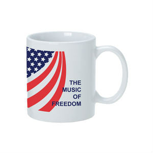 11 oz Ceramic Mug Made in U.S.A.