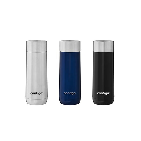 16 oz Contigo Stainless Steel Travel Mug