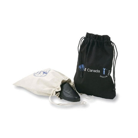 Biodegradable Cotton Drawstring Shoe Bag
