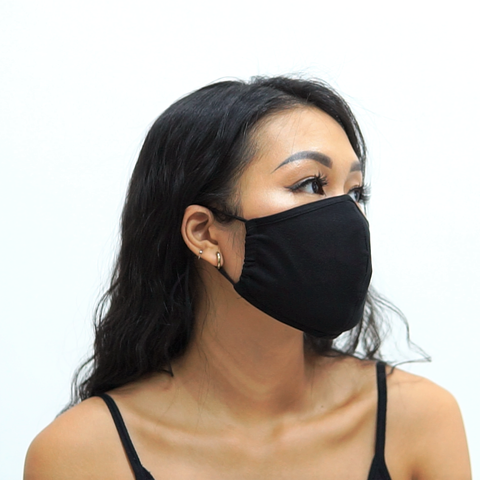 Adjustable 3D Face Mask