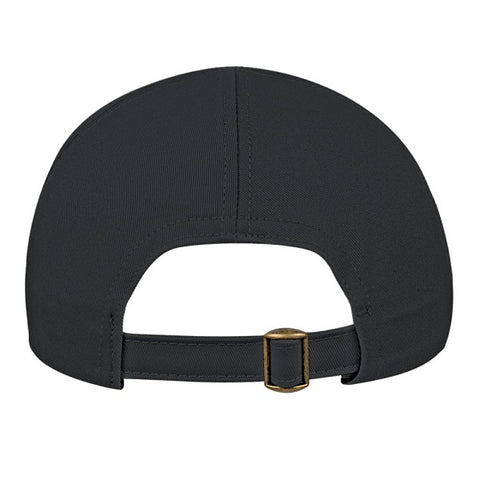 Organic Cotton Slide Buckle Dad Cap - Solid Color