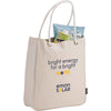 Corded Handle Organic Cotton Tote