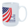 15 oz Ceramic Mug Made in U.S.A.