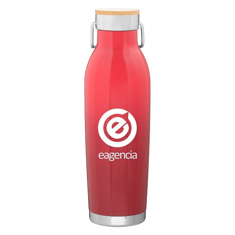 20.9 oz Wave Stainless Steel Thermal Bottle
