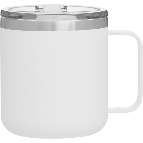 12 or 16 oz Stainless Steel Camper Mug