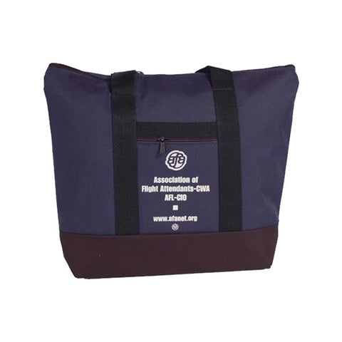 Reusable Zipper-Top Tote