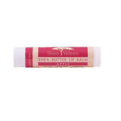 100% Vegan Shea Butter Lip Balm