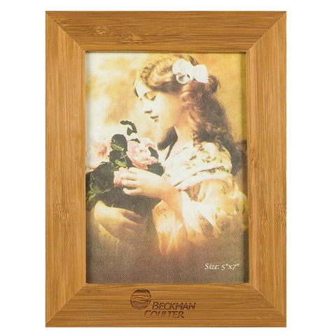 "Bamboo Picture Frame -  5"" X 7"""