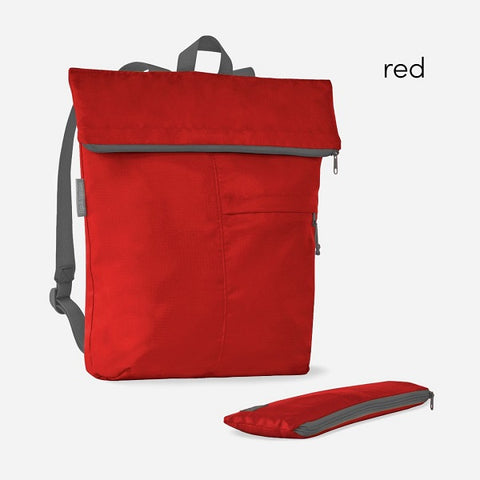 Compact Foldable rPET Backpack