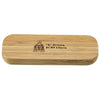 Bamboo Pen Case
