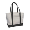 XL Heavy-Duty Organic Cotton Boat Bag