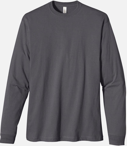 100% Certified Organic Cotton Classic Long Sleeve T-Shirt