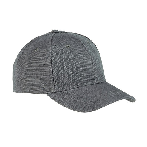Structured Hemp Baseball Hat