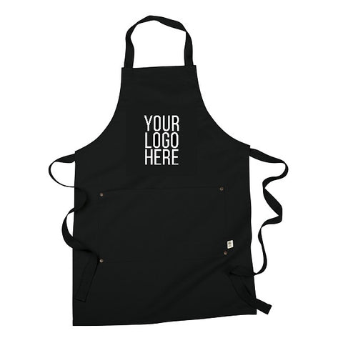 Organic Cotton and Recycled Polyester Apron