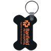 100% Recycled Tire Keychain