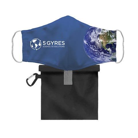 2-Layer Mask with Carrying Case
