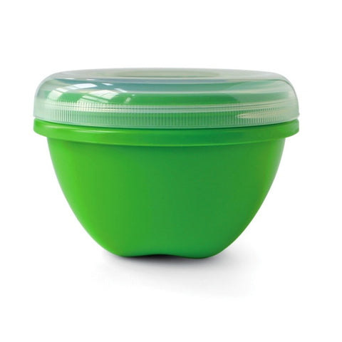100% Recycled Plastic Food Storage Container - Large