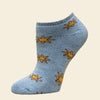 Organic Cotton Footie Sock