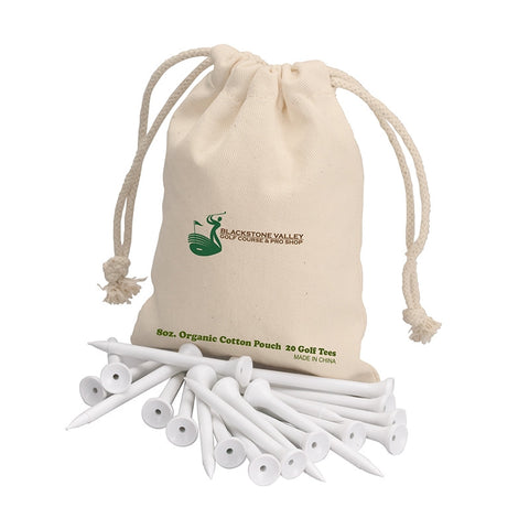 Biodegradable Golf Tees Set