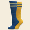 Organic Cotton Game-Day Sock