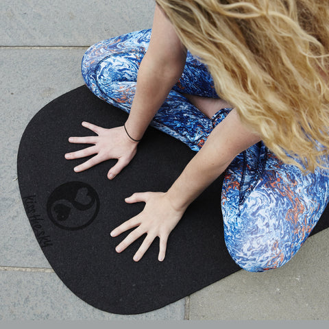 Recycled Rubber Performance Yoga Mat