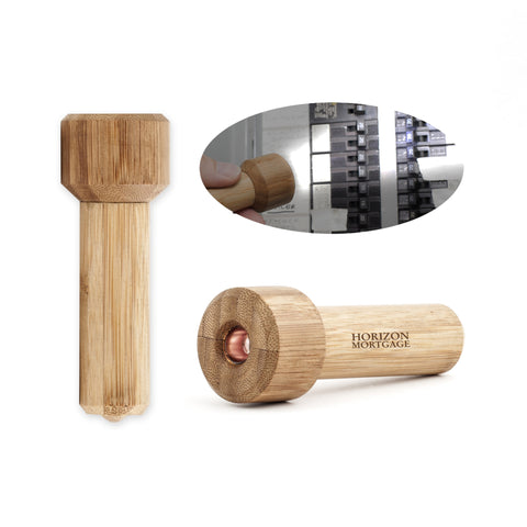Bamboo Flashlight