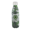 Pattern Print Stainless Steel Water Bottle