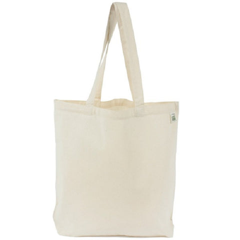 Lightweight Recycled Cotton Promo Tote 16""