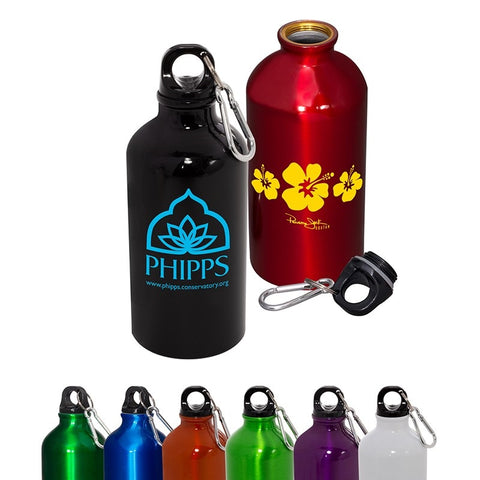 17 oz Petite Aluminum Sports Bottle