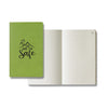 Apple Peel Paper Notebook - Medium
