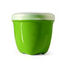 100% Recycled Plastic Mini Food Storage Container