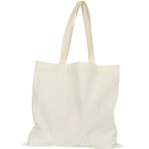 Lightweight Organic Cotton Canvas Bag