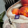 Reusable Organic Cotton Mesh Produce Bags