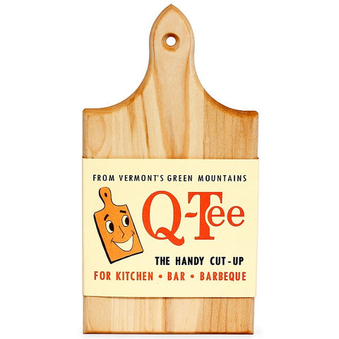Sustainably Grown Mini Maple Wood Cutting Board