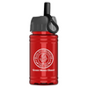 100% rPET Mini Sports Bottle with Straw Lid - 16 oz