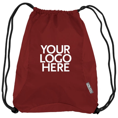 100% rPET Multi-Use Drawstring Bag
