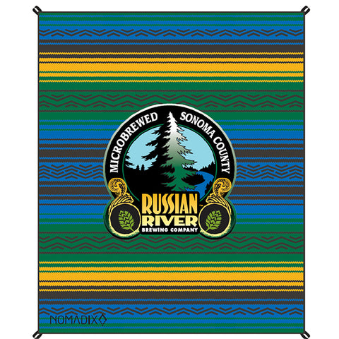 Nomadix Post-Consumer Recycled Festival Blanket