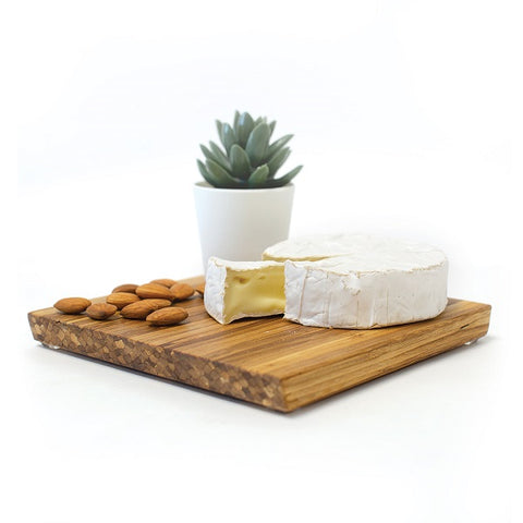 Upcycled Chopsticks Cheese Board