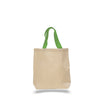 Contrasting Handle Promotional Tote