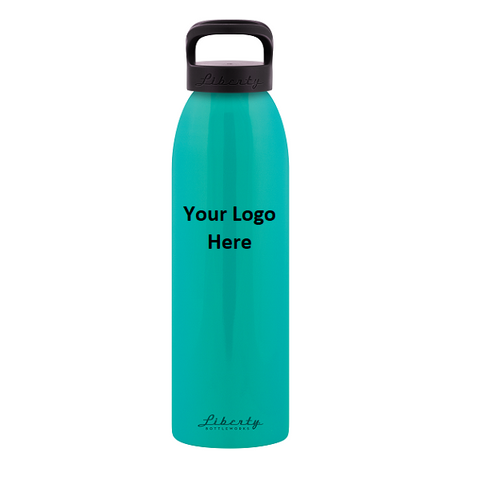 Made in USA Aluminum Water Bottle