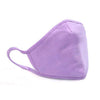 Cotton Nose Pleat Face Mask