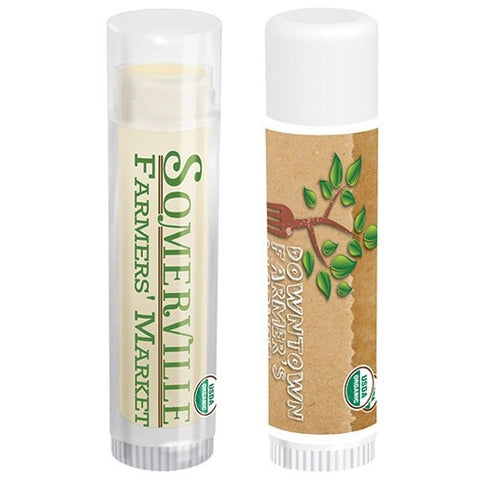 USDA-Certified Organic Lip Balm