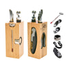 Bamboo Wine Accessories Set