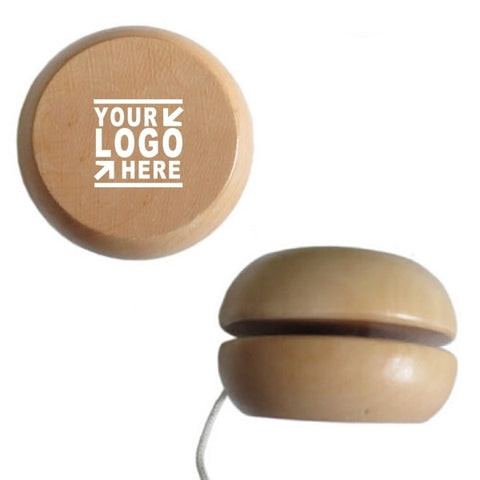 Solid Wood Yoyo