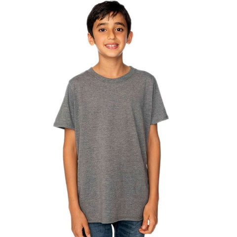 Organic Cotton & rPET Kids' Short-Sleeve Tee