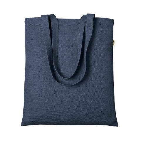 Hemp and Cotton Blend Simple Tote